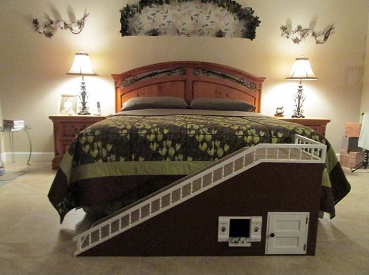 Stair Box In Bedroom: Best 25+ Dog Ramp For Bed Ideas On Pinterest