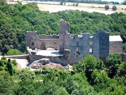 Chateau-de-Saissac