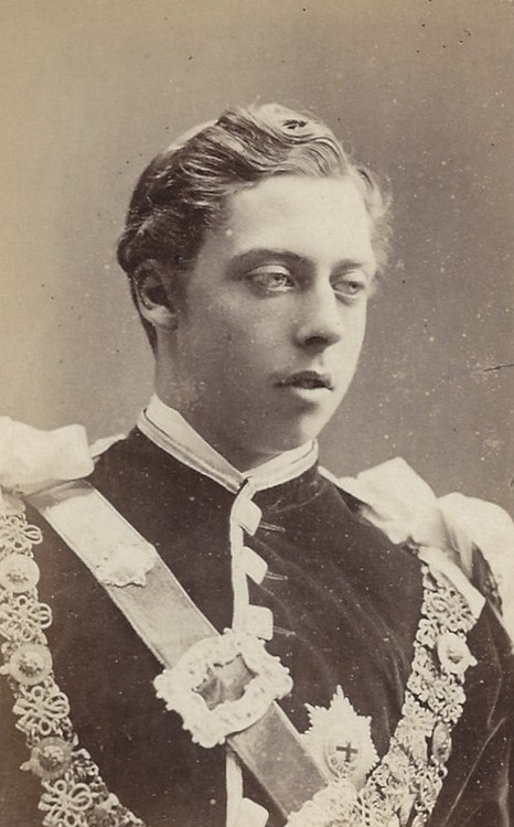 Prince Leopold, son of queen Victoria who died of hemophilia