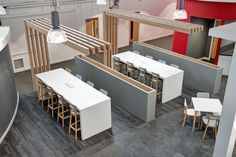 Sketch Studios has developed a new office space in Southampton for electronics and IT company Selex ES.