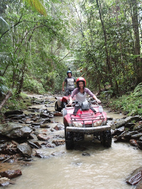 Quad-biking #adventure in Tropical North Queensland by @Rhian Blaby of Hummingbird's Song