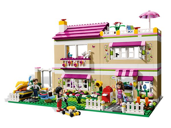 My daughter LOVES Legos. She was so excited when these came out. She wants all of them!