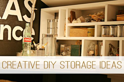 Creative Diy Storage Ideas For Your Home At Lifeyourway