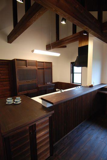 三重県鈴鹿市 古民家風の家|納入事例
