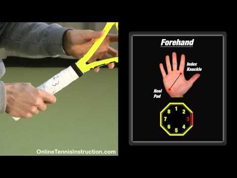 Tennis Grips - YouTube Detailed explanation of the different grips