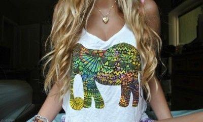 Cool Elephant Fashions