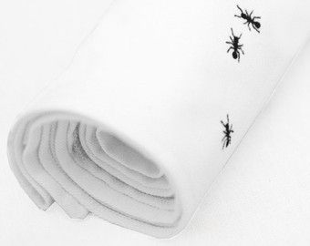 Create a little bit of whimsy with this ant table runner.