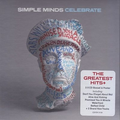 Simple Minds - Celebrate: The Greatest Hits+ (2013) Flac
