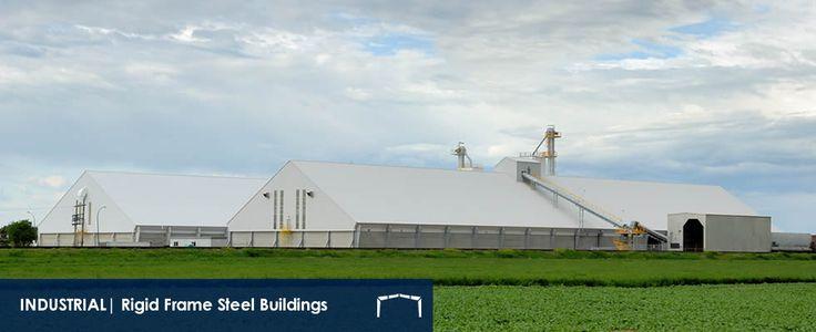 BEHLEN: Manufactured Steel Building Solutions