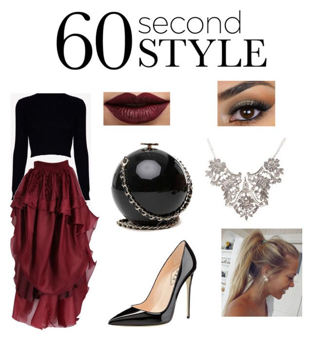 """60 Second Style ~ Blog Intern"" by volleydoll ❤ liked on Polyvore featuring Jack Wills, Antonio Berardi, LASplash, jobinterview and 60secondstyle"