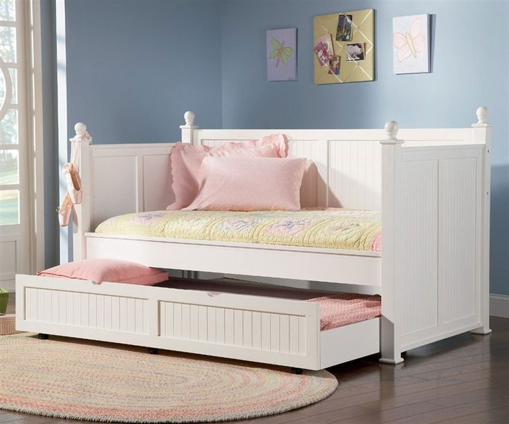 Nantucket Day Bed with Trundle | Bedroom Furniture, Beds | Coaster Furniture