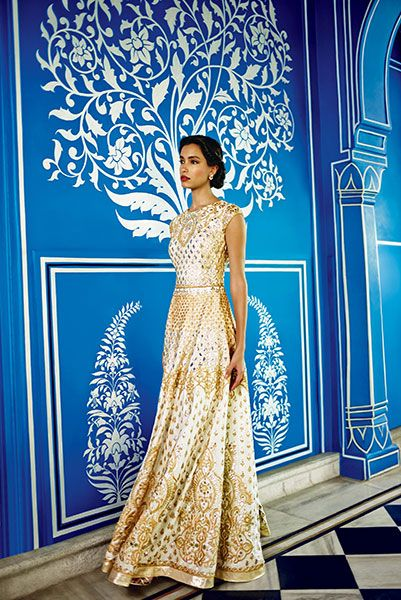 Anita Dongre | Vogue Wedding Show 2014
