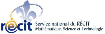 Service National du RÉCIT   math, science et techno