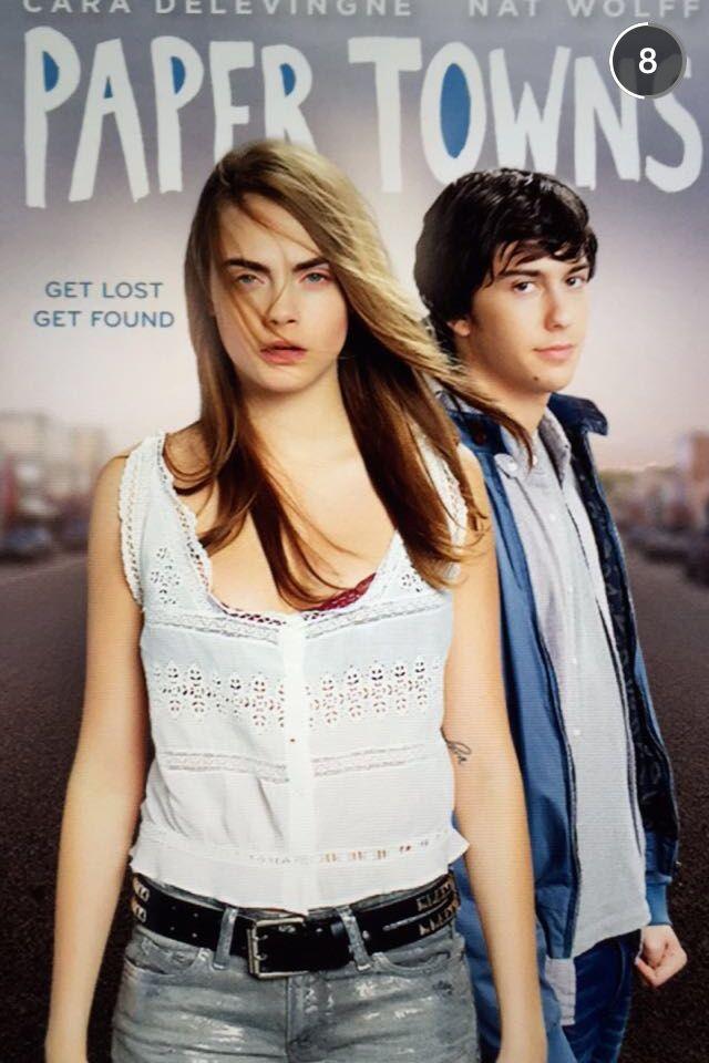 Paper Towns   Movie fanart   fanart.tv