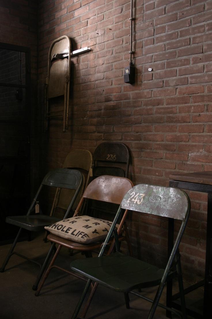 Industrial furniture quip & CO