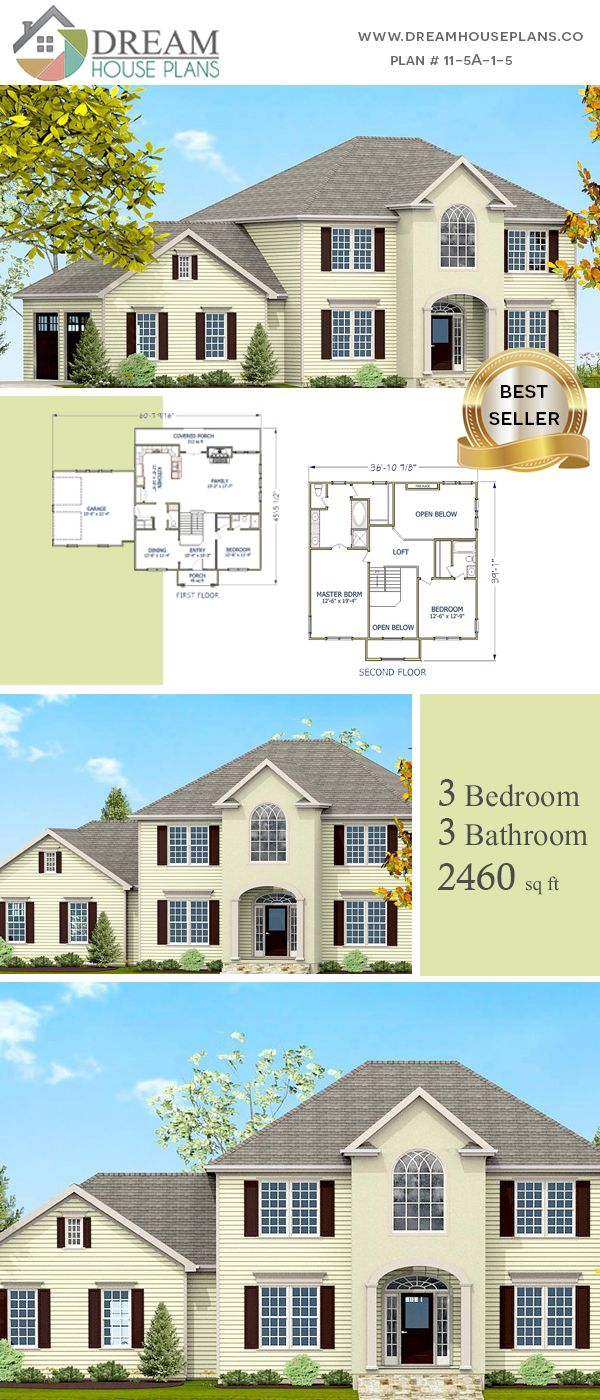 Shop Our Exclusive Collection Of Small, Large, Simple And Luxury Home Plans!