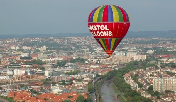 March Madness at Bristol Balloons with tickets reduced to £100 this March
