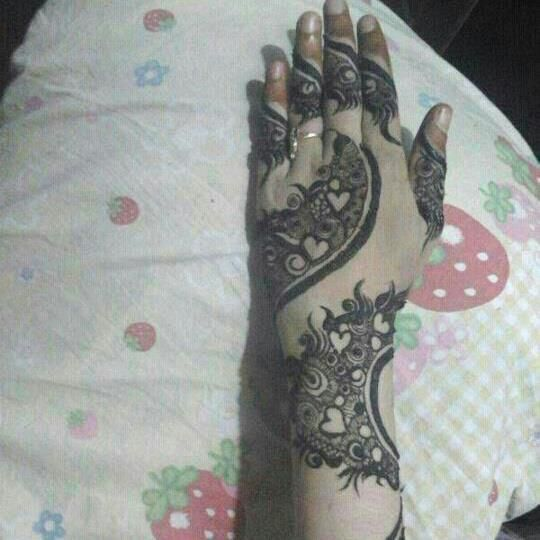 Mehndi Designs Khafif : Best khafif mehndi design makedes