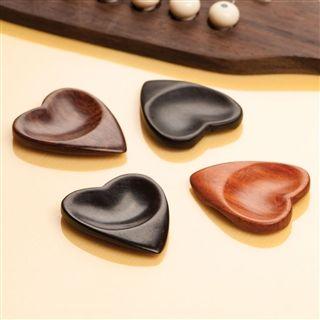Heart Tone Wood Guitar Picks
