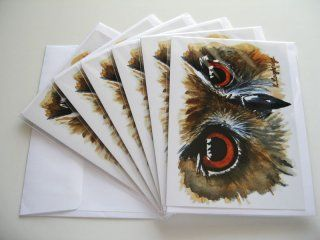 © KLArt.co.uk - Owl Cards