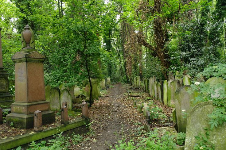 "The 10 Iconic Cemeteries That Made Death Beautiful-Tower Hamlets Cemetery, one of London's ""Magnificent Seven."""