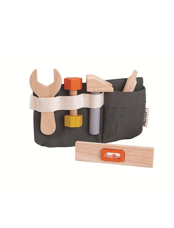 Verktygsbälte PlanToys - Tool Belt, New
