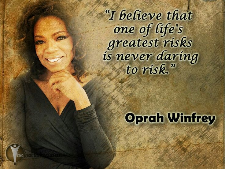 Inspiring Quotes By Oprah