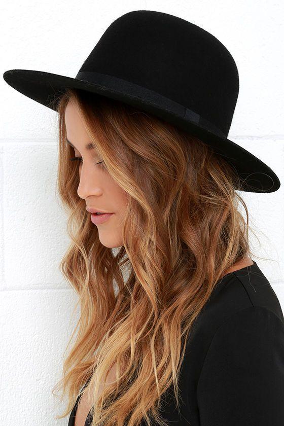Brixton Colton Black Hat at Lulus.com! b6484e72c79