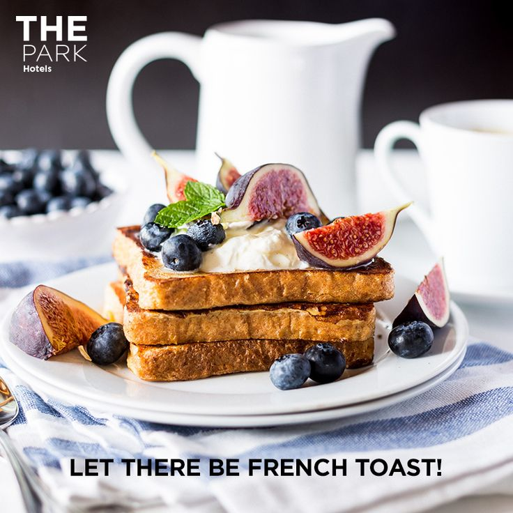 Are you going to begin your day with a fluffy stack? After all, it's French Toast Day today!