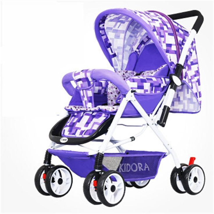 160.30$  Buy here - http://alip82.worldwells.pw/go.php?t=32574788914 - Baby jogger Buggy board double wheel Baby stroller playright folding light bb wheelbarrow shock absorbers baby car buggiest 160.30$