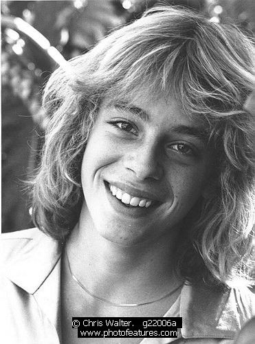 Leif Garrett......i think every girl had a big crush on him way back when......ha