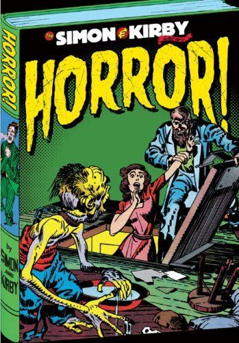 The Simon and Kirby Library: Horror by Joe Simon. Save 36 Off!. $31.98. Publisher: Titan Books (October 29, 2013). Series - The Simon and Kirby Library. 320 pages