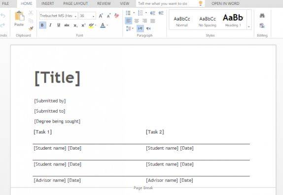 Microsoft word 2007 thesis templates write me art & architecture annotated bibliography