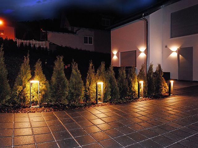 Korelis - Osvětlení exteriéru