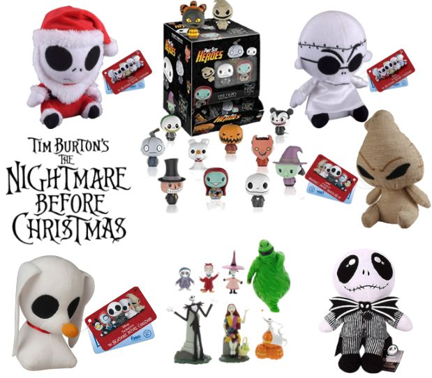 The 25+ best Nightmare before christmas toys ideas on Pinterest ...