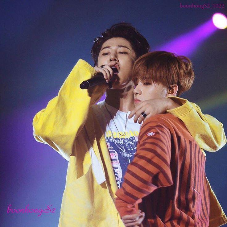 Hanbin & Jinhwan