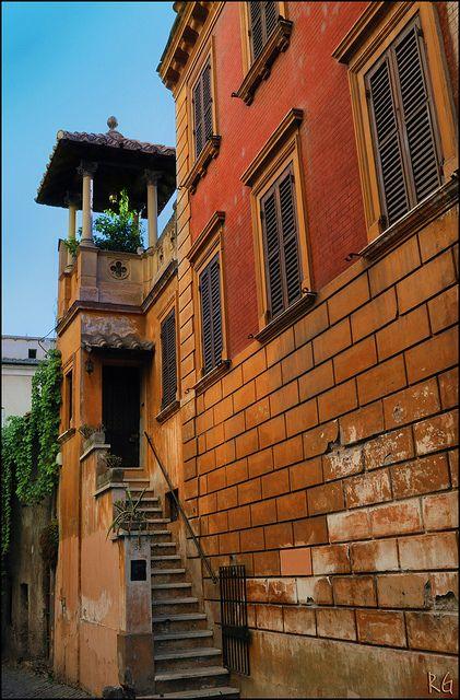 Rome - Trastevere | Flickr – Condivisione di foto!