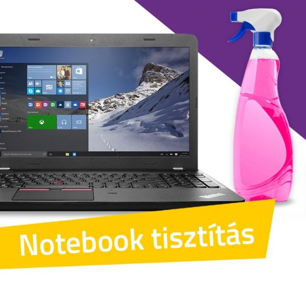 #Laptop #tisztítása lépésről lépésre