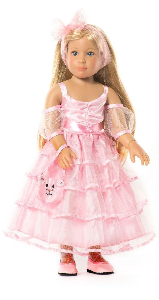 """Prinzessin in Pink - Serie """"Kidz'n'Cats"""" von Sonja mit blonden Haaren in Spielzeug, Puppen & Zubehör, Mode-, Spielpuppen & Zubehör   eBay!"""