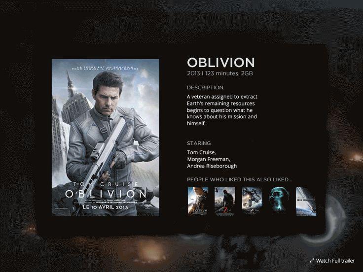 Oblivion card by BEASTY™ #zeeenapp