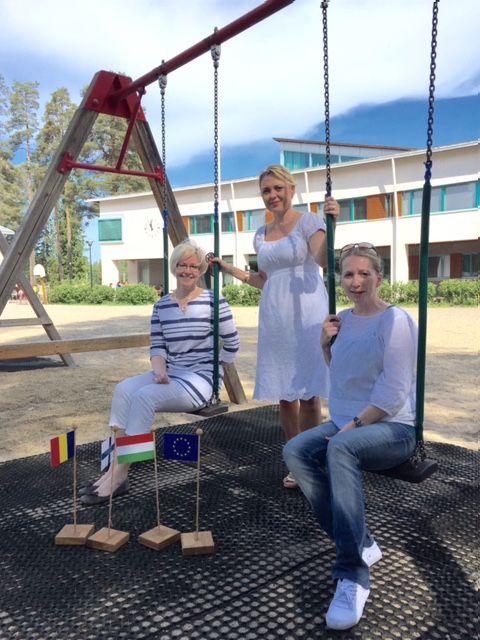 Heljä, Jaana & Anni