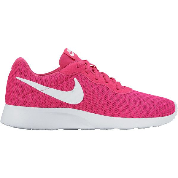 Nike Tanjun SE Womens Running Shoes ($65) ? liked on Polyvore featuring  shoes,