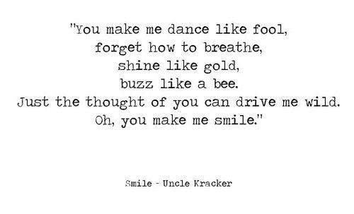 You make me smile- Uncle KrackerYou Make Me Smile Uncle Kracker Album