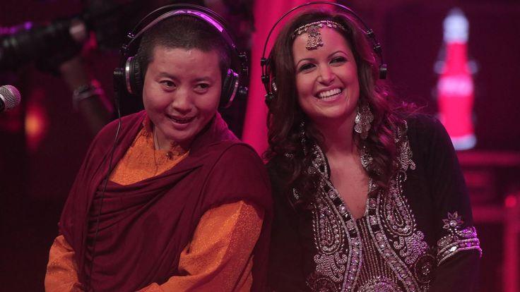 Eternity personified Zariya - AR Rahman, Ani Choying, Farah Siraj - Coke Studio @ MTV Season 3