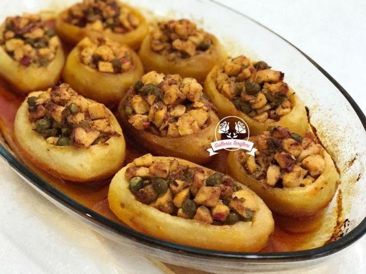 Çanak Patates Tarifi | Güllerin Tarifleri