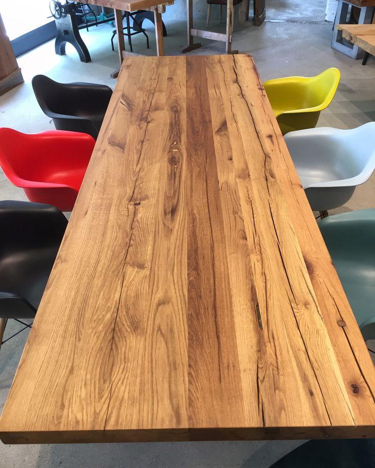 Tisch Auf Mass Massivholztisch Esstisch Holztisch Auf Mass Table Www Holzwerk Hamburg De Rustic Dining Rustic Dining Table Modern Cabin