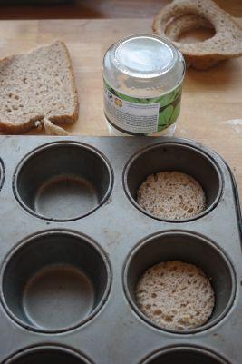 egg i muffinsform