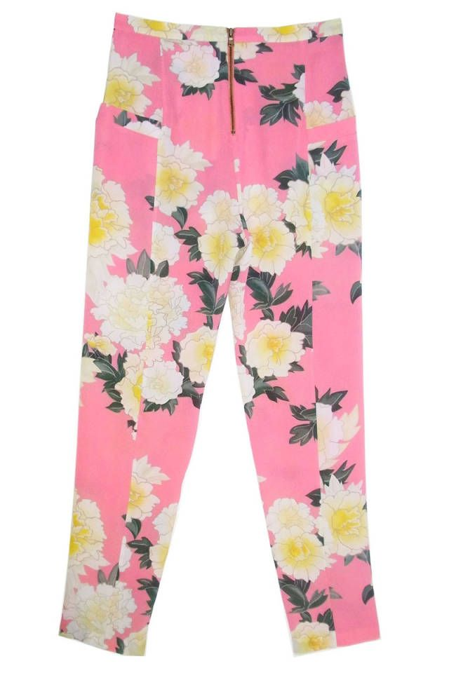 Best 25+ Floral print pants ideas on Pinterest