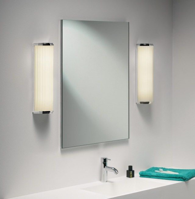 Beautiful Photo Of Bathroom Wall Light Fixtures With Images