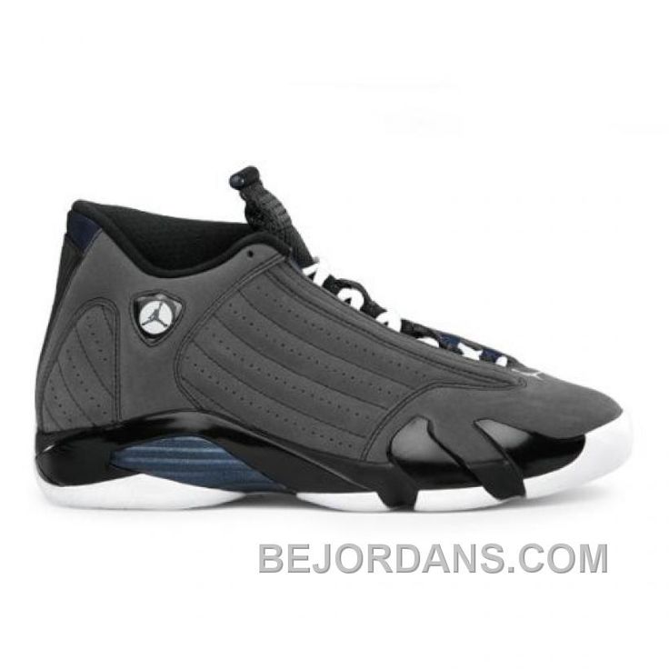 http://www.bejordans.com/air-jordan-14-xiv-retro-stealth-graphite-grey-black-white-a14007-big-discount-a7mf7.html AIR JORDAN 14 (XIV) RETRO STEALTH GRAPHITE GREY BLACK WHITE A14007 BIG DISCOUNT A7MF7 Only $138.00 , Free Shipping!